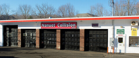 Complete auto body shop in Monsey NY